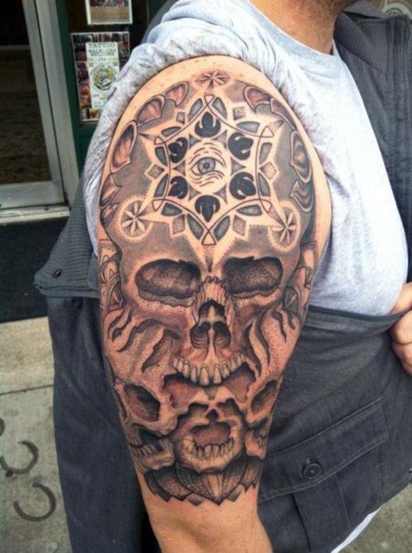 40 Heavy Metal Tattoos And Designs Metal Tattoo Heavy Metal Tattoo Tattoos