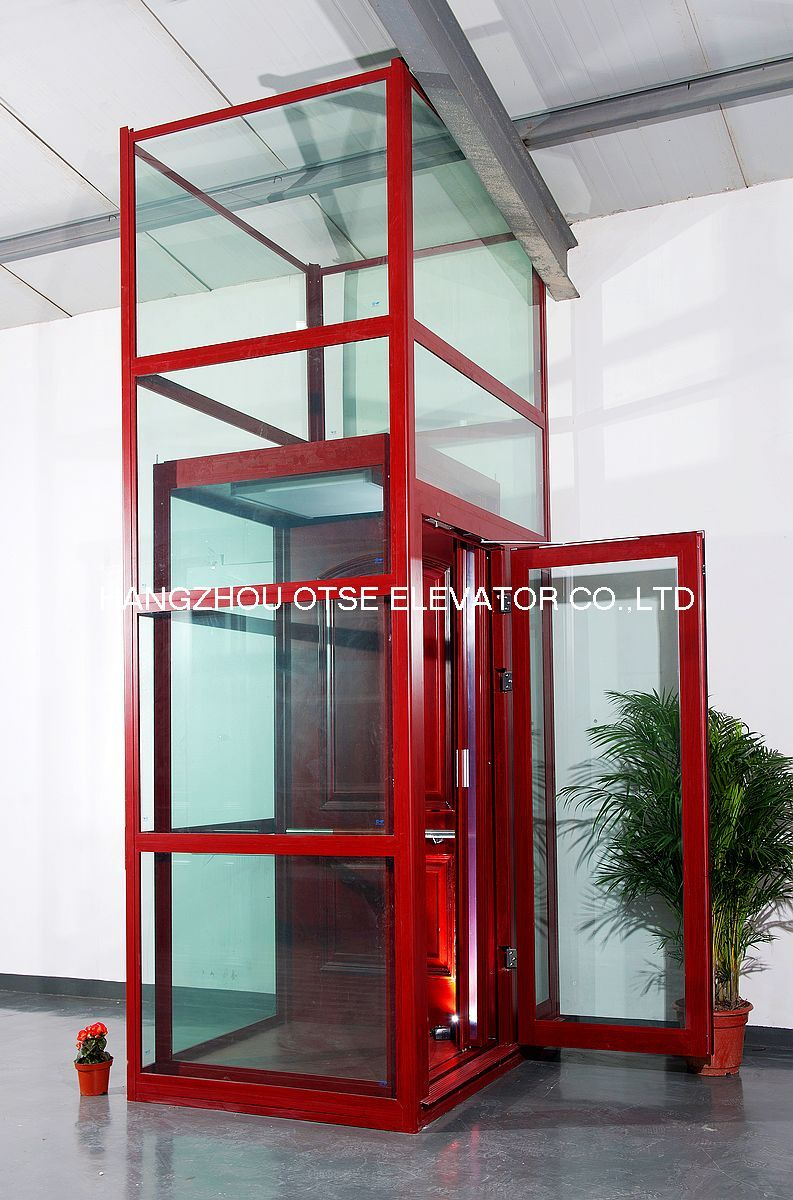 Beautiful Small Elevators #6: Open Glass Elevator - Google Search
