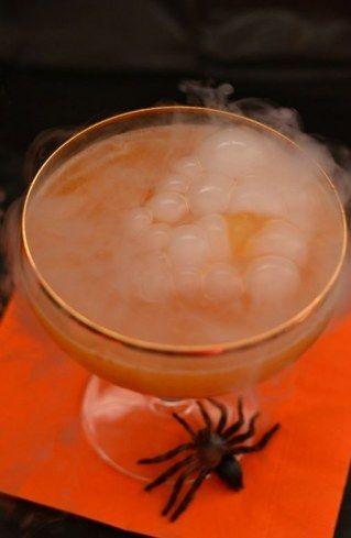 Happy Halloween! 3 gruselige Cocktail-Rezepte für eure Party - halloween cocktail ideas