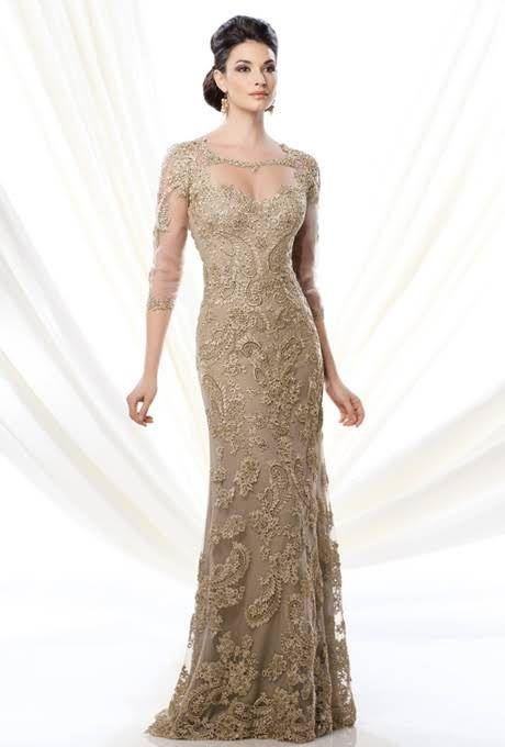 Ivonne D for Mon Cheri - 214D61 - Mother of the Bride Dress