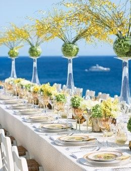 Tropical Beach Wedding, pretty sure this is my favorite ever