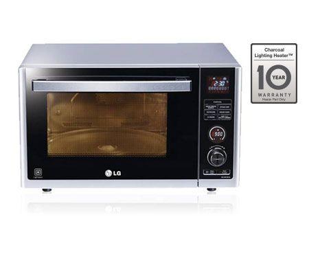 Lg Microwave Oven Charcoal Lighting