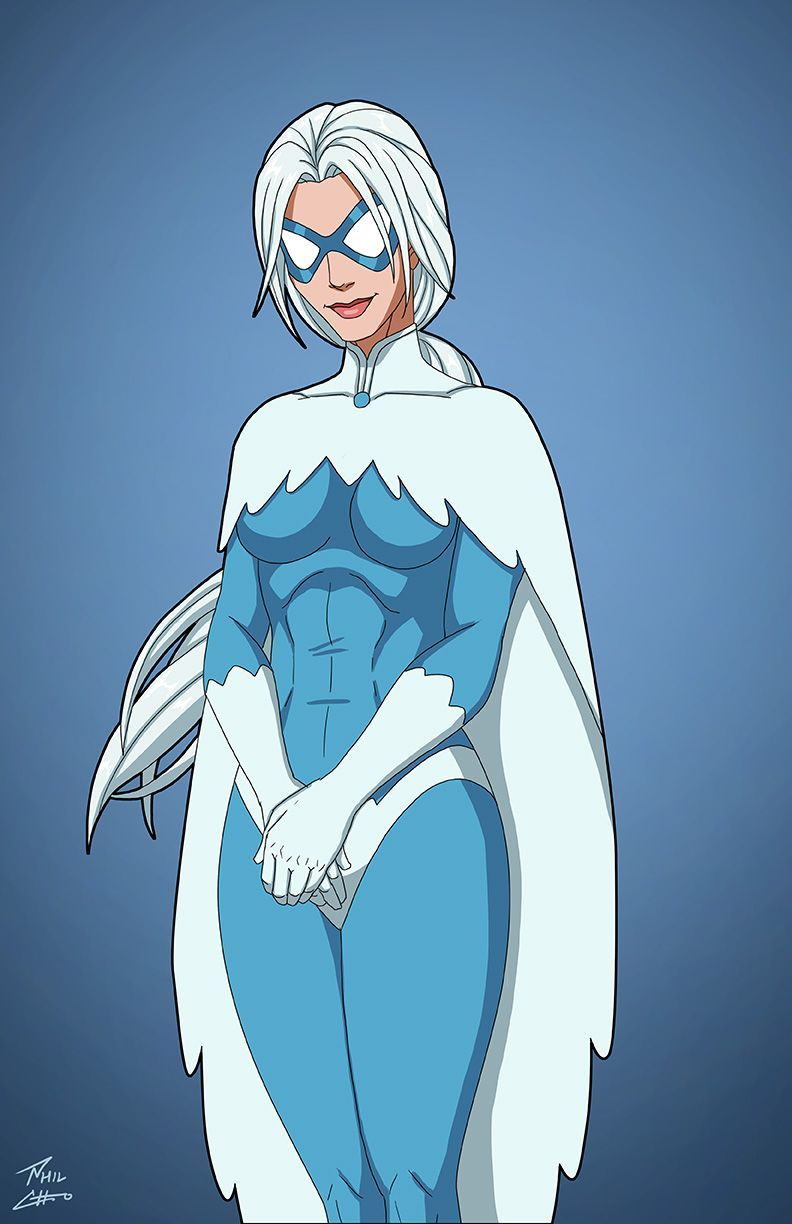 Dove 2.0 (Earth-27) commission by phil-cho on DeviantArt, Dove II commission by phil-cho on DeviantArt...,  #commission #DeviantArt #Dove