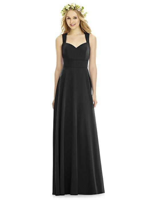 The Most Beautiful Black Bridesmaid Dresses | Black bridesmaids