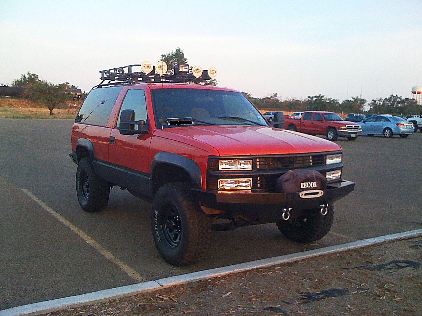1995 chevy 4x4 transmission