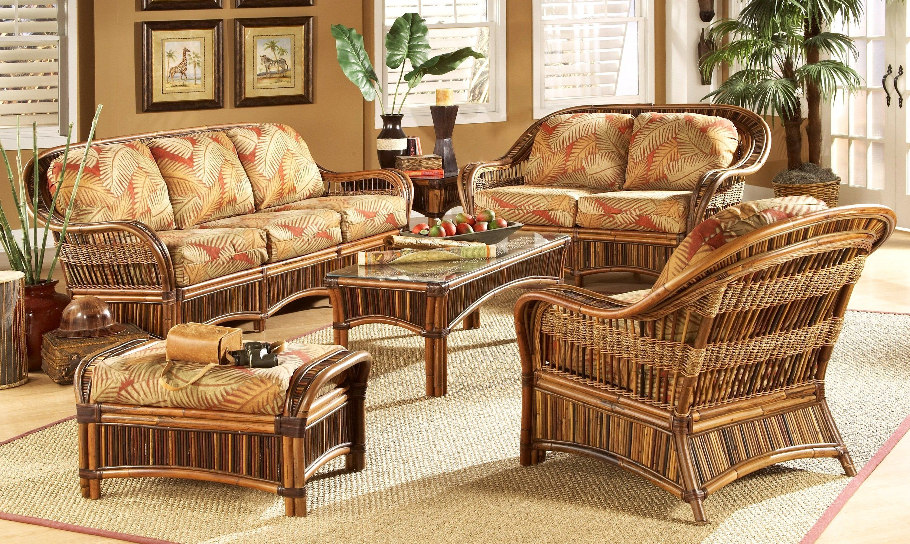 36 Best Wicker Living Room Furniture Images On Pinterest