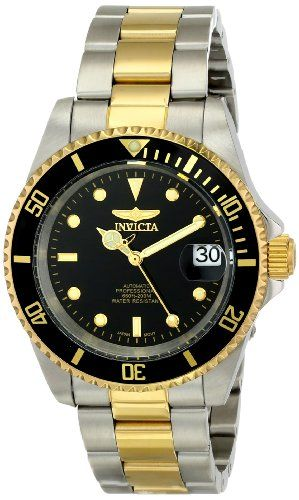 5d159032f52 cool Invicta Men s 8927OB Pro Diver Analog Display Japanese Automatic Two  Tone Watch –