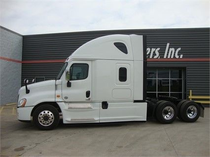 2016 Freightliner Cascadia 125 Evolution Conventional Sleeper Truck In Morton Freightliner Trucks Trucks For Sale