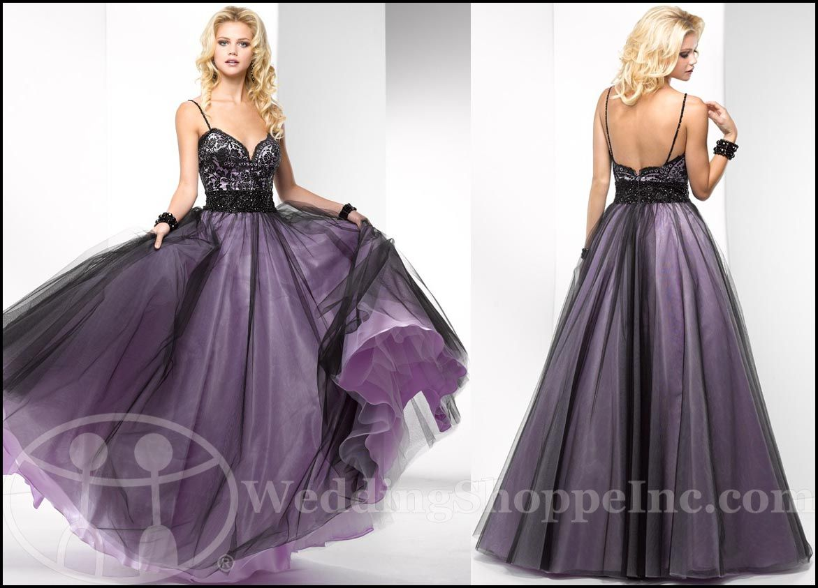 Trends In Prom Dresses 2012: Punk Rock Prom Dresses