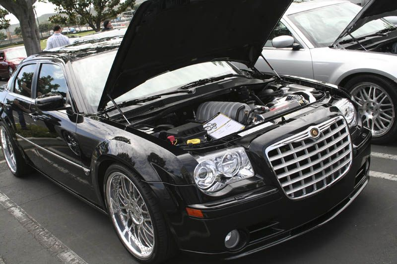 2006 Chrysler 300 SRT8 Supercharged Chrysler 300