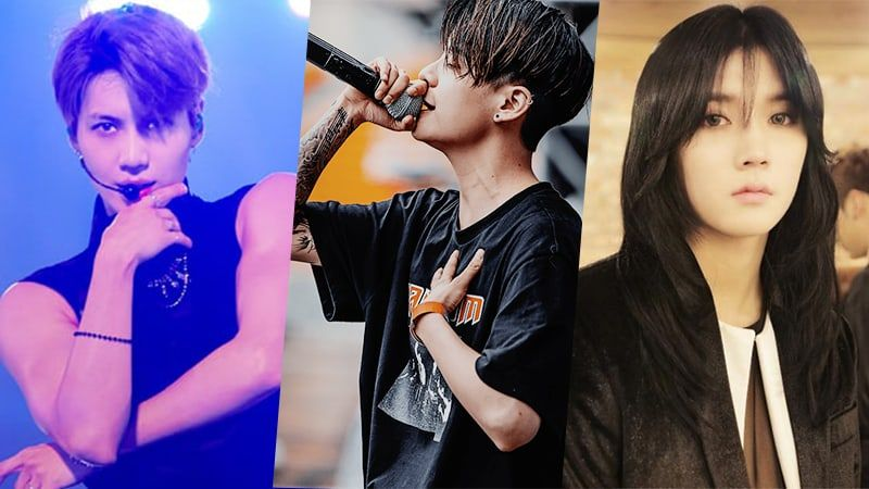 8 K Pop Idols Who Are Challenging Gender Norms In Korea Kpop Idol Gender Norms Idol