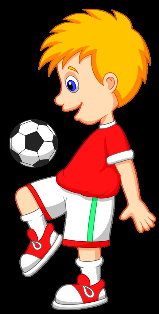 Football Cartoons Clipart 4 Cartoon Clip Art Free Cartoon Images Kids Playing