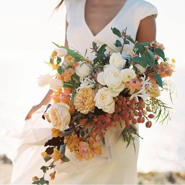 We always have a soft spot for a beautiful flower bouquet and this ...