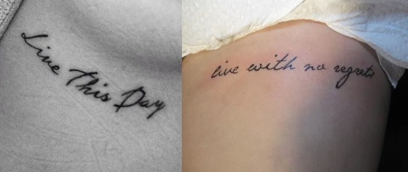 Resultado De Imagen Para Frases En Ingles Cortas Para Tatuajes