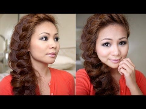 Gorgeous Loose Braid! Super Cute And Classy.!
