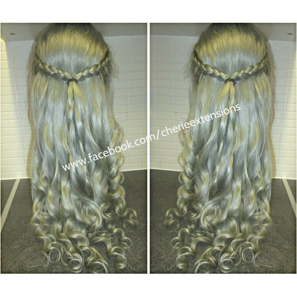 Balayage Dip Dye 8a Remy Human Virgin Games Of Thrones Khaleesi