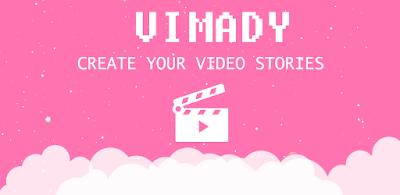 Aplikasi Edit Video Vimady 2020 Perangkat Lunak Musik Aplikasi