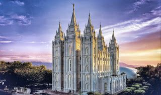 Licao 44 Construcao E Dedicacao Do Templo De Salt Lake Manual