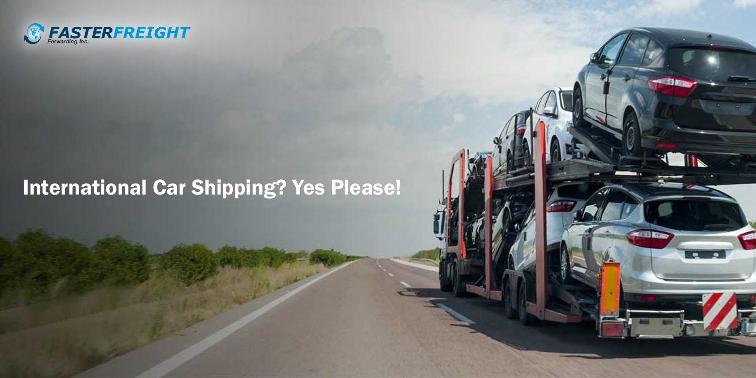 Our Team Of International Car Shipping Specialists Works