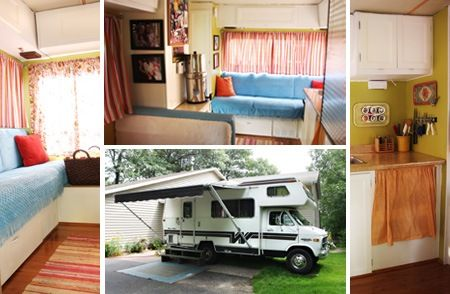 Cute renovated rv!