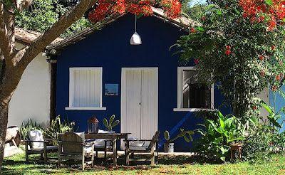 ideias de casas simples na roça - Pesquisa Google