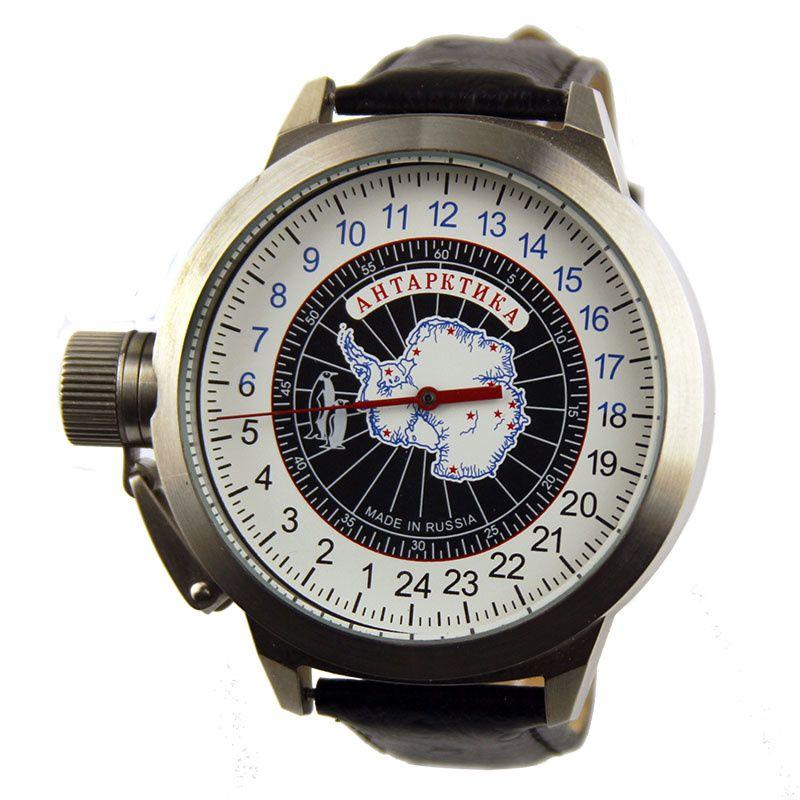"Часы наручные ""Антарктида-24"" однострелочные"