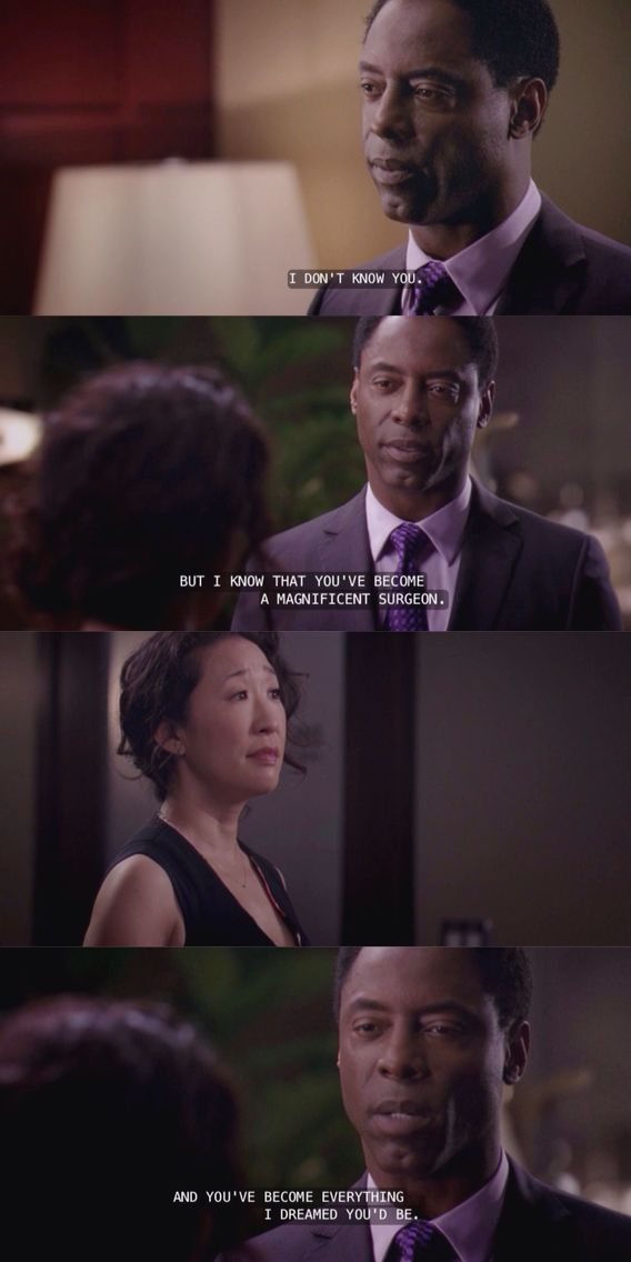 Cristina yang- Greys anatomy quotes | Grey\'s Anatomy | Pinterest ...