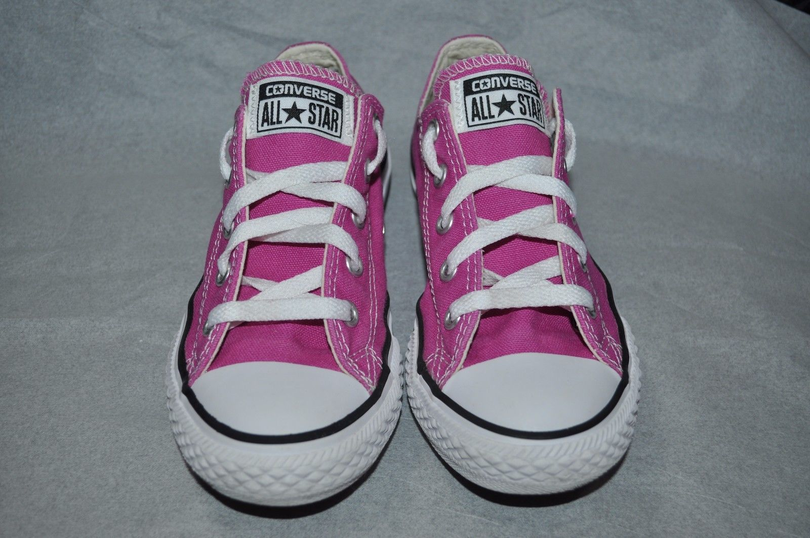 CONVERSE ALL STAR Youth Girls Pink Shoes ~ SIZE 1 #shoes
