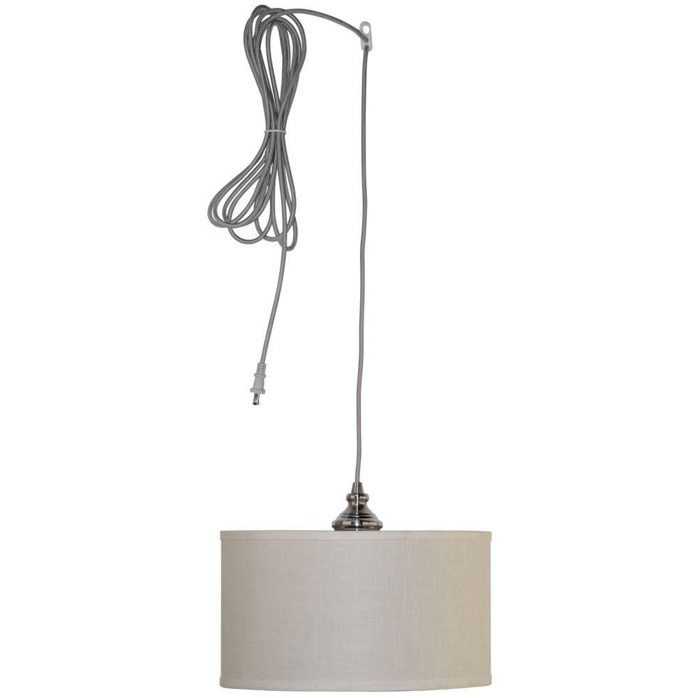 Lighting Drum Pendant Lighting Bedroom Plug In Pendant Light Drum Pendant