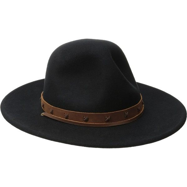 0afe6040faf33 low price brixton clay hat black tan traditional hats 68 cad liked 68b40  98bd3