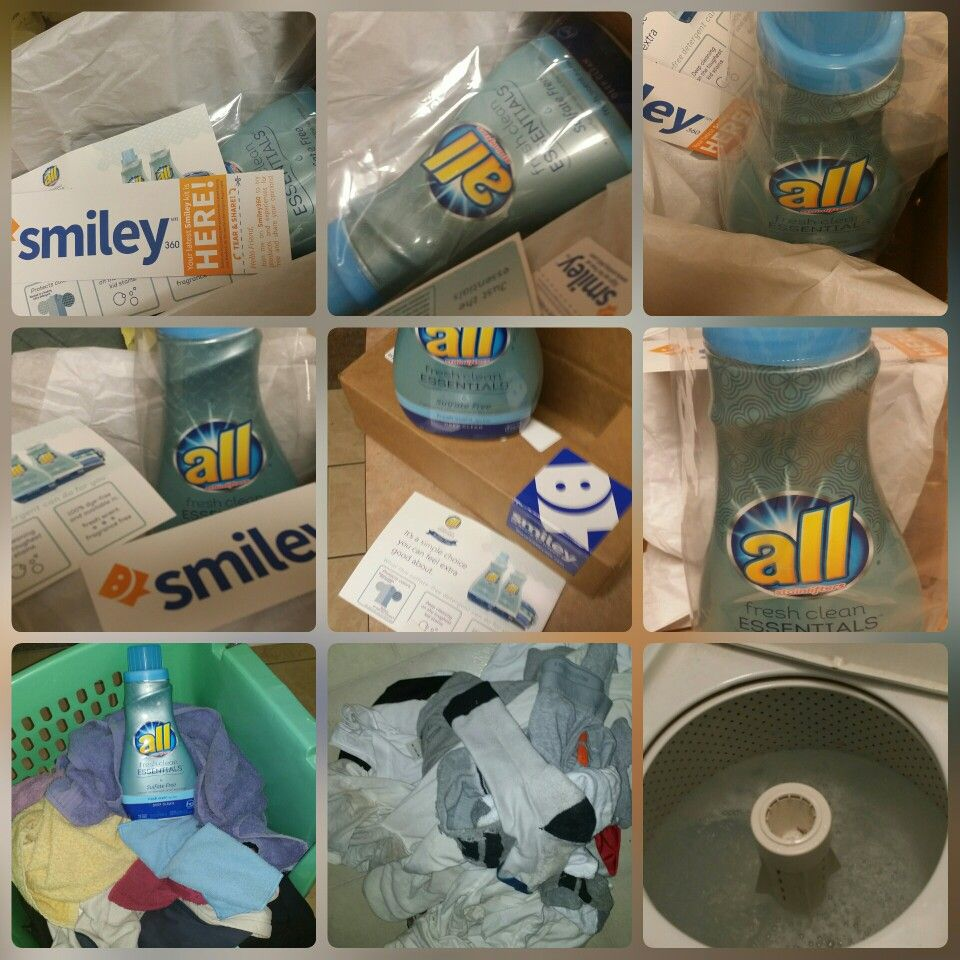 #All #CleanEssentials #laundry #detergent #GotItFree #Smiley360