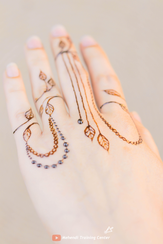 Finger Mehndi Design 2019 Simple And Easy Finger Mehndi Design 2020 Mehenditrainingcenter Mtc Finge In 2020 Mehndi Designs For Fingers Mehndi Designs Henna Designs