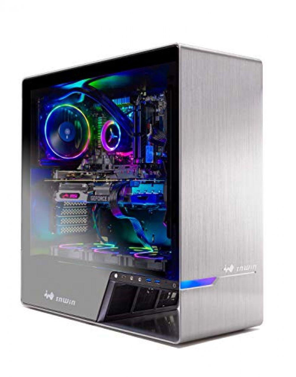 Skytech Legacy Gaming Computer Pc Desktop Ryzen 7 3700x 3 6ghz Rtx 2070 Super 8g 500gb Ssd 16gb Ddr4 3000mhz Rgb Fans Windows 10 Home 64 Bit 120mm Aio C In 2020