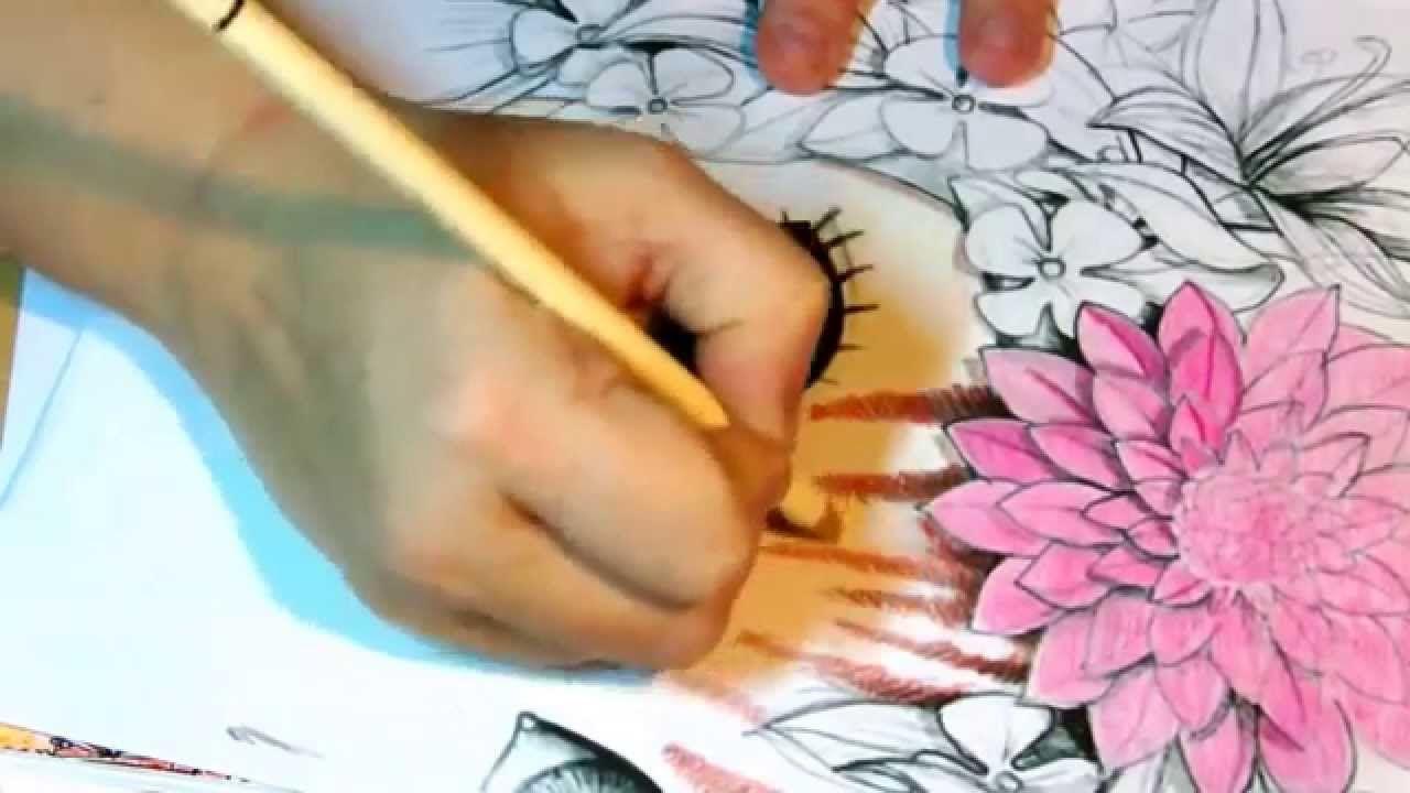 Tuto Colorier La Peau Aux Crayons De Couleur Dessin Pinterest