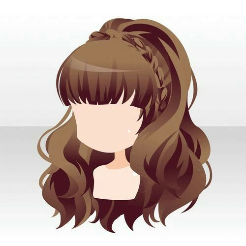Long Anime Hairstyles For Girls: Just Your Friendly Neighborh On Outfits. (With