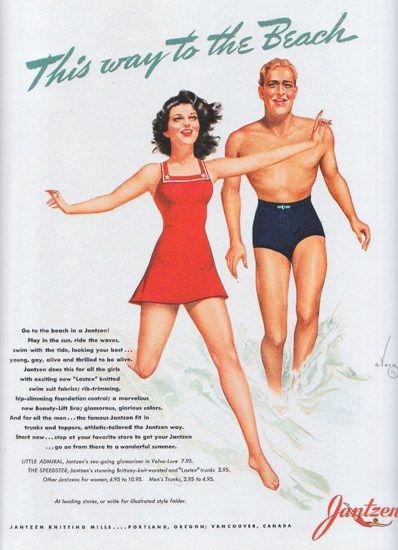 Sex on the beach advertisement