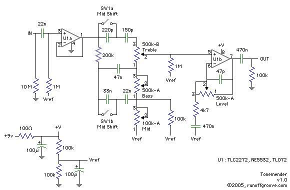 Acoustic Guitar Preamp Wiring Diagram - Wiring Diagram Online