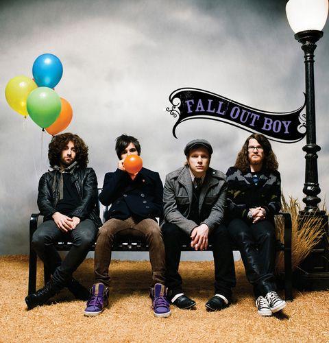 O Fall Out Boy está de volta (e pegando fogo!)