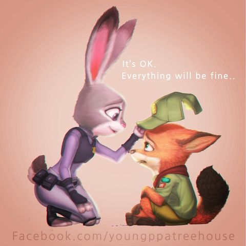 Judy and little nick