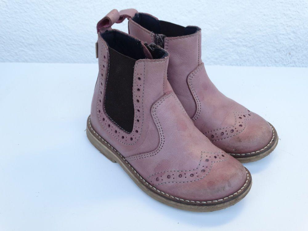 Stiefel Stiefelette Boots 25 Mädchen Freddo Chelsea 435jARL