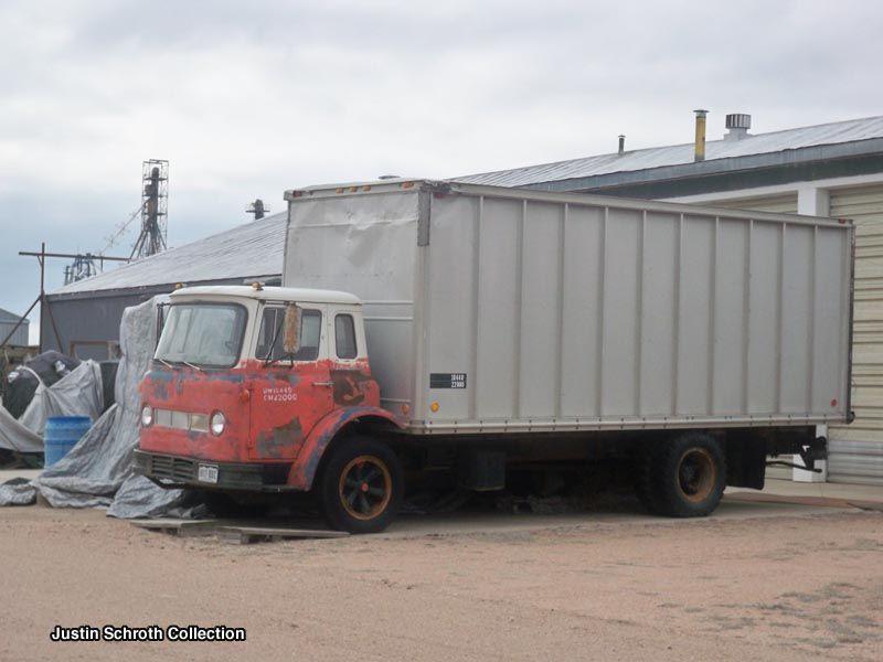 International Loadstar Cabover Box Truck In Akron Colorado 2011 International Truck Trucks International Harvester Truck