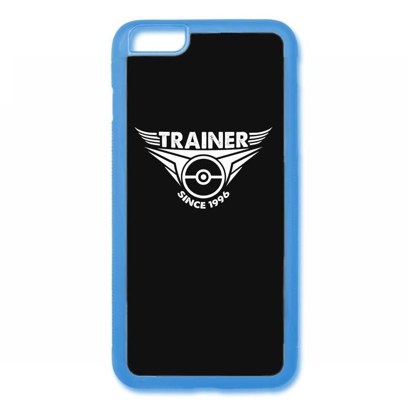 trainer since 1996 iPhone 6/6s Rubber Case