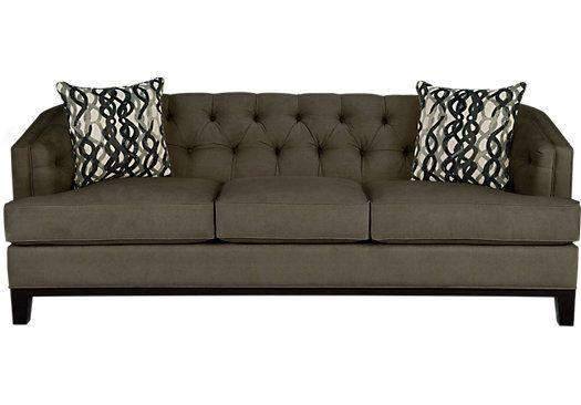 Granite Sofa At Rooms To Go Find Sofas