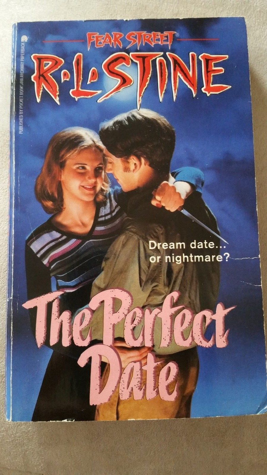 Fear Street Superchillers: The Perfect Date 37 by R. L. Stine ...