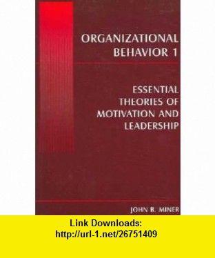 Organizational behavior i john b miner asin b001eeaekm organizational behavior i john b miner asin b001eeaekm tutorials fandeluxe Images