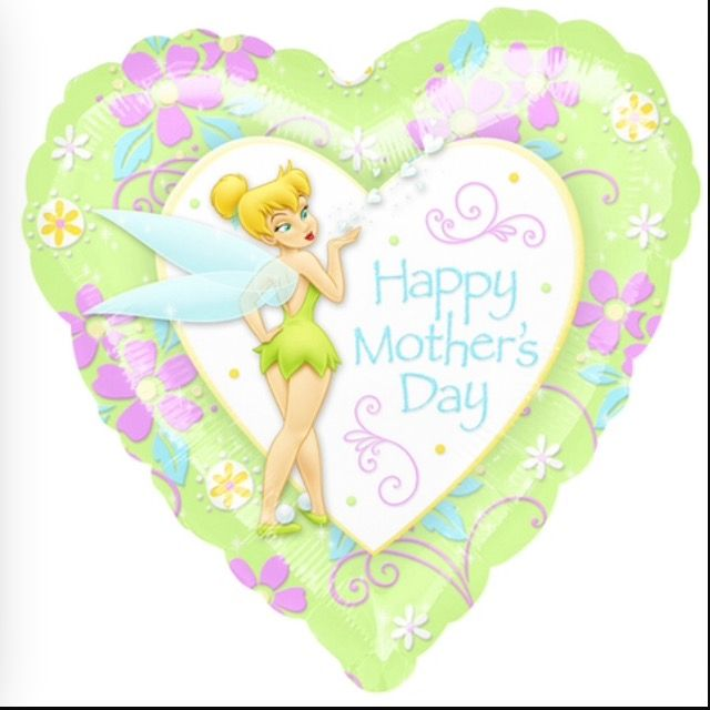 Tinkerbell and friends, Tinkerbell, Happy mothers day
