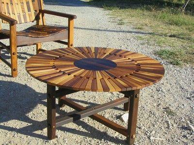Table basse de fabrication française | eco-garden | Pinterest ...