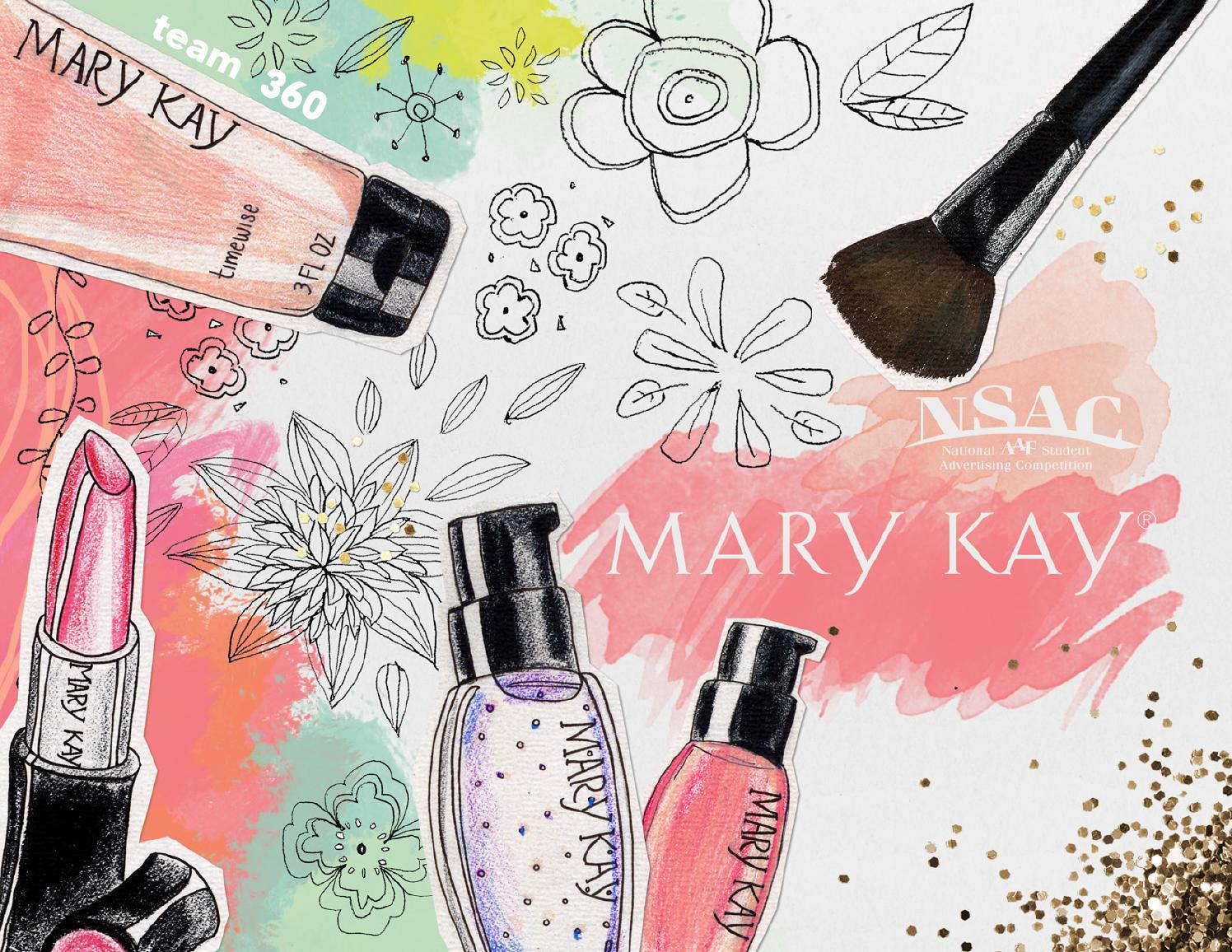 Mary Kay Advertising Campaign Mary kay cosmetics, Mary