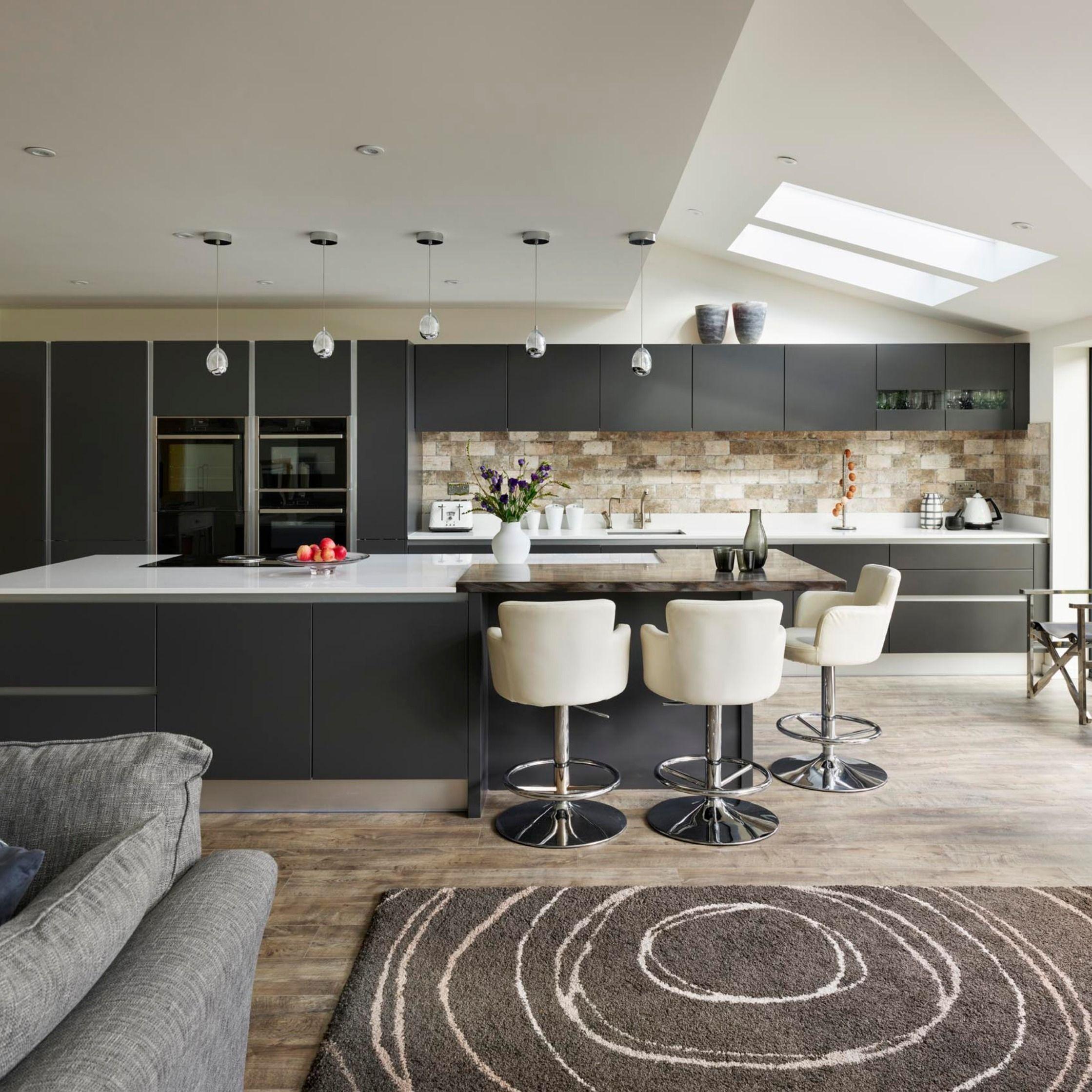 Modern kitchen Design Modern kitchen design, Traditional