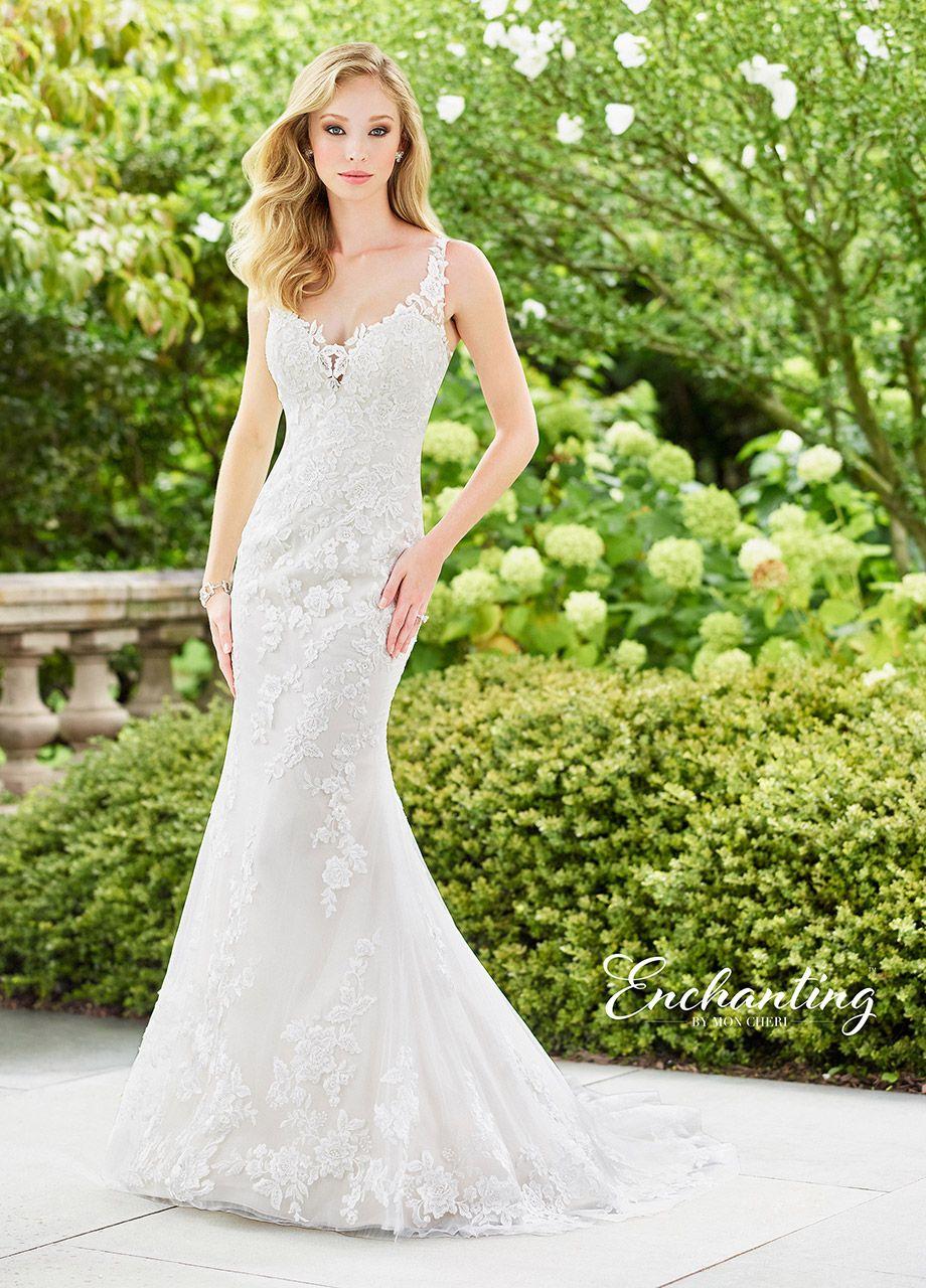 Enchanting By Mon Cheri 118132 Informal Wedding Dresses Wedding Dresses Lace Mon Cheri Wedding Dresses